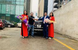 Lễ tặng xe dahua dss - Hoàng Nguyễn cctv
