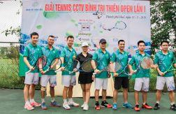 HOANGNGUYENCCTV.COM Tham Gia Giải Tennis Bình Trị Thiên