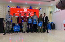 Hoàng Nguyễn CCTV Tham dự khai trương công ty Phong Vũ tại tp.Cao Bằng