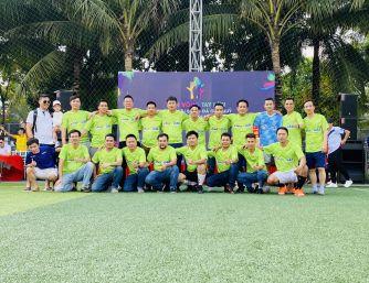 HOANGNGUYENCCTV - FC Dahua DSS giao hữu bóng đá FC Hoàng Anh Gia Lai gây quỹ ủng hộ đồng bào miền Trung
