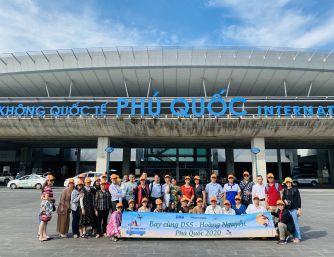 HOANGNGUYENCCTV Bay cùng DSS Phú Quốc 2020 Lần 2