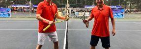 Hoàng Nguyễn tham gia giải Tennis toàn quốc Cúp Dahua lần 1 có tổng giải thưởng lên tới 800 triệu đồng