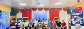 HOANGNGUYENCCTV  Cùng Hành Trình Talkshow Phủ kín Kbvision Tại Miền Bắc #9