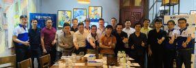 HOANGNGUYENCCTV Cùng Hành Trình Talkshow Phủ kín Kbvision Tại Miền Bắc #22