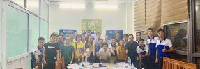 HOANGNGUYENCCTV Cùng Hành Trình Talkshow Phủ kín Kbvision Tại Miền Bắc #23