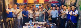 HOANGNGUYENCCTV Cùng Hành Trình Talkshow Phủ kín Kbvision Tại Miền Bắc #29