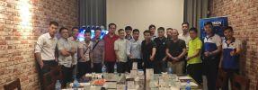 HOANGNGUYENCCTV Cùng Hành Trình Talkshow Phủ kín Kbvision Tại Miền Bắc #30