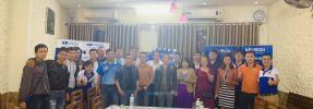 HOANGNGUYENCCTV Cùng Hành Trình Talkshow Phủ kín Kbvision Tại Miền Bắc #33