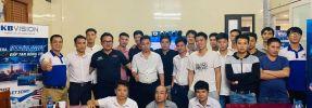 HOANGNGUYENCCTV Cùng Hành Trình Talkshow Phủ kín Kbvision Tại Miền Bắc #34