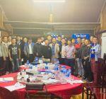 HOANGNGUYENCCTV Cùng Hành Trình Talkshow Phủ kín Kbvision Tại Miền Bắc #36