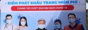 """PHGLOCK phát triển """"ATM khẩu trang"""" miễn phí ở Sài Gòn"""