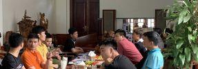 Chuỗi sự kiện CafeShow khóa vân tay điện tử PHGLock Hoàng Nguyễn phủ kín miền Bắc #1