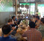 Chuỗi sự kiện CafeShow khóa vân tay điện tử PHGLock Hoàng Nguyễn phủ kín miền Bắc #2