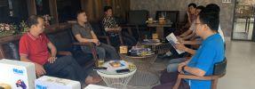 Chuỗi sự kiện CafeShow khóa vân tay điện tử PHGLock Hoàng Nguyễn phủ kín miền Bắc #3