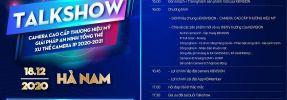 HOANGNGUYENCCTV Talk Show Camera KBVISION Hoàng Nguyễn chi nhánh Hà Nam