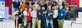 HOANGNGUYENCCTV Talk Show Camera KBVISION tại Vĩnh Yên Vĩnh Phúc