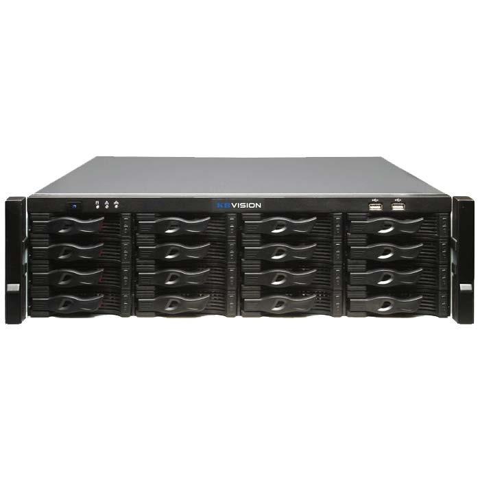Đầu ghi hình IP 128 kênh KBVISION KX-4K816128N2