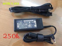 Sạc Acer 19V- 3.42A