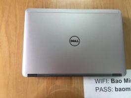 Dell Latitude E7440/core i5-4300u/ Ram 4gb/ SSD 128gb