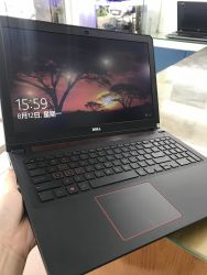"Dell Inspiron 5577| Core i7- 7700HQ | RAM 8 GB |SSD 128 + HDD 1T/ 15.6"" Full HD 