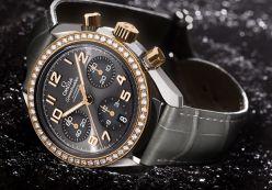 Chói mắt với đồng hồ mạ vàng cao cấp
