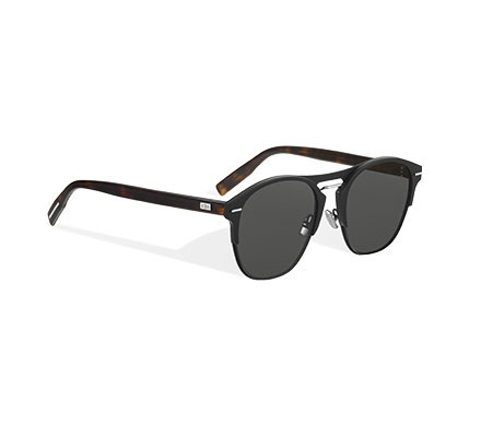 DIORCHRONO SUNGLASSES, BLACK