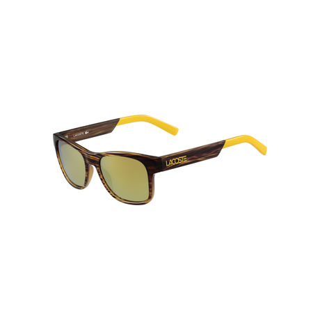 LACOSTE COLOR BLOCK SUNGLASSES 210