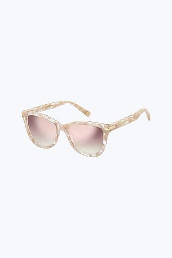 MARC JACOBS Spotted Havana Sunglasses