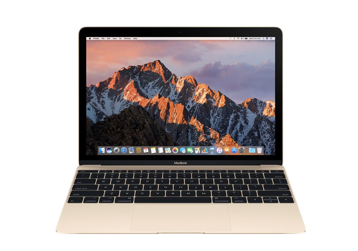 New Macbook 2017 - 12'' - 256GB - MNYK2 - Gold