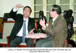 Bảo Long Đường khám, chữa bệnh cho Lãnh đạo Việt Nam