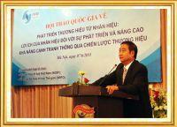 Tiến sĩ Nguyễn Hữu Khai: Xây dựng thương hiệu từ nhân cách