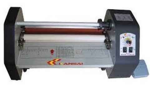 Máy cán nhiệt KanSai KS-330