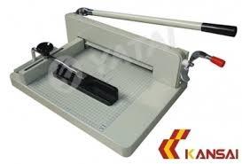 Bàn cắt giấy 858 A4 dày