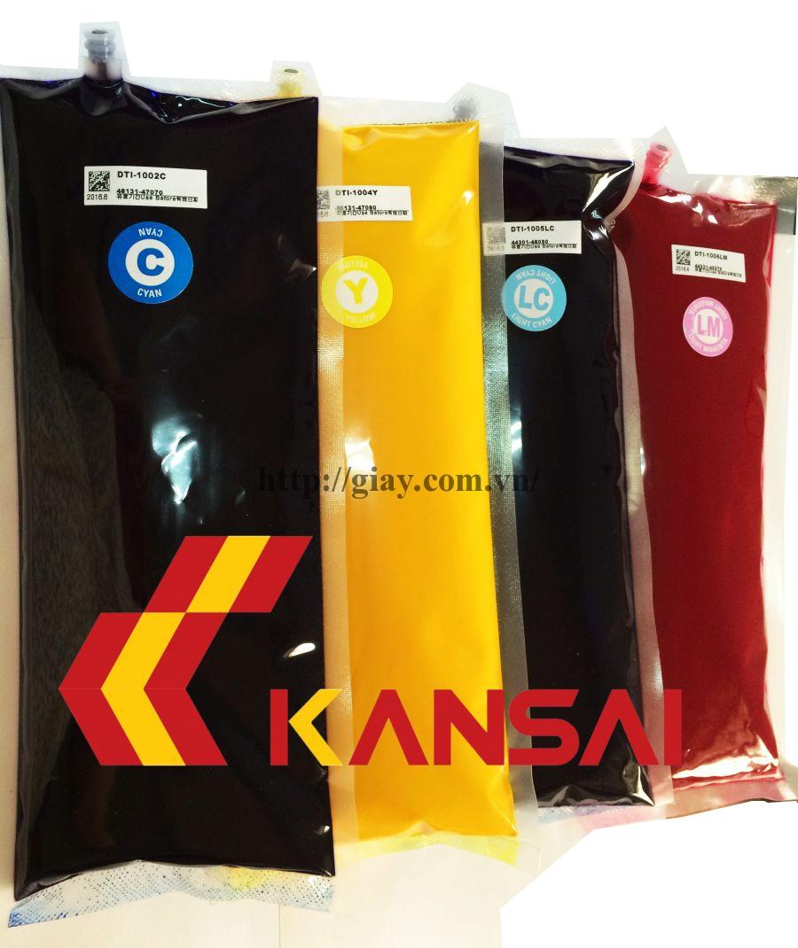 Mực in chuyển nhiệt Inktec Hàn Quốc 1 Lít (túi)