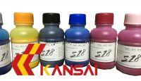Mực in Pigment UV (in giấy Couche) 100ml