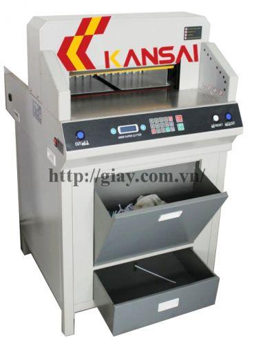 Máy xén giấy điện KS- 4606