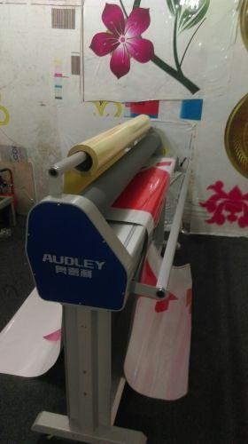 Máy cán nguội Audley nâng hạ lô tự động dùng bình hơi