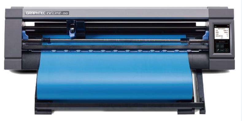 Máy cắt chữ decal Graphtec CE Lite 50 Nhật Bản