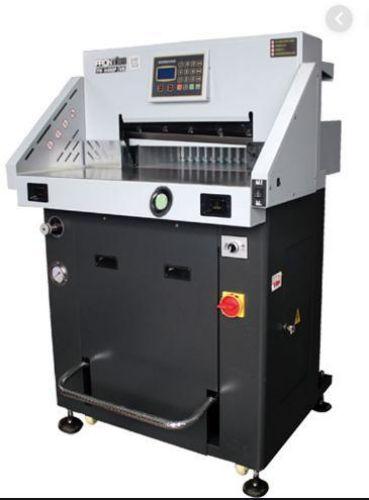 Máy xén giấy thủy lực lập trình H490P