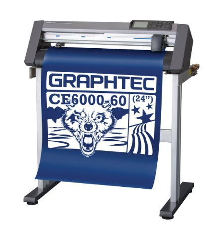 Máy cắt chữ decal Graphtec CE6000-60