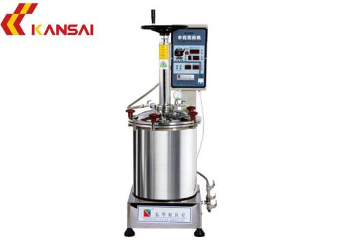 Máy sắc thuốc áp suất 1 nồi Đồng Hoa Viên YJ20B-G