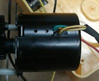 Mô tơ máy cán màng nhiệt FM-358