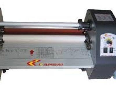 Hướng dẫn sử dụng máy cán màng nhiệt Kansai KS-330