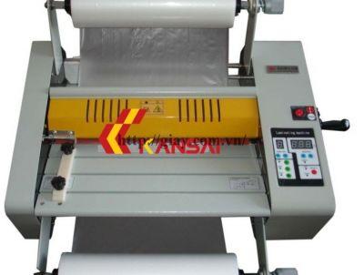 Hướng dẫn sử dụng máy cán màng nhiệt FM-380