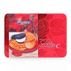 Bánh quy hỗn hợp Julie's Selection C hộp 486g