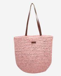 Túi xách hồng nhạt
