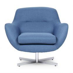 Ghế sofa vải Shu 89 x 84 x 80 cm (Xanh dương)