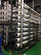 hệ thống xử lý nước nhà máy samsung bắc ninh