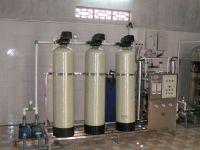 Xử lý nước tinh khiết dùng cho y tế
