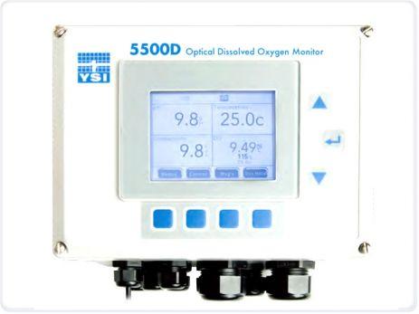 Máy đo 5500D dành cho bể cá